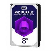 Wd Purple 3,5 8tb 256mb 5400rpm Wd81purz