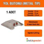 Yol Butonu (Metal) 1 Adet