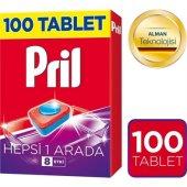 Pril Hepsi Bir Arada 100 Lü Tablet
