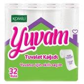 Komili Yuvam Tuvalet Kağıdı 32 Rulo