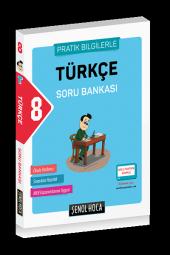 şenol Hoca 8. Sınıf Türkçe Soru Bankası