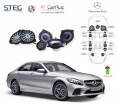 Mercedes Benz C Serisi Steg İtaly Hoparlör Kiti
