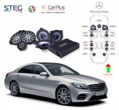Mercedes Benz S Serisi Steg Italy Sound System Full Paket