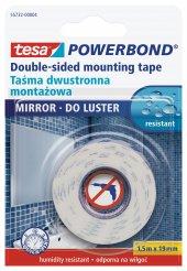 Tesa Powerbond Ayna Çift Taraflı Köpük Montaj Bandı 1.5 M X 19 Mm