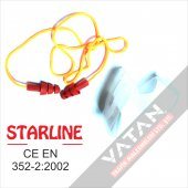 Starline Çam Tipi Kulak Tıkacı Ce