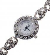 Hf Markazit Gümüş Saat
