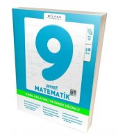 9. Sınıf Matematik Depar Konu Anlatımlı Bilfen Yayınları