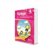 4.sınıf Türkçe Ev Arkadaşım 4 Adım Yayınları