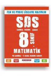 Platon Yayıncılık 8. Sınıf Matematik 16 Sarmal + 4...