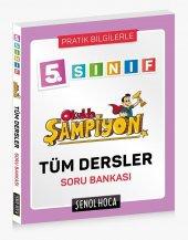 5.sınıf Tüm Dersler Soru Bankası Şenol Hoca Yayınları