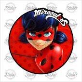 Miraculous Sticker 23081