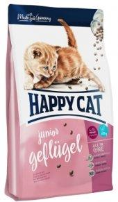 Happy Cat Junior Geflügel Yavru Kedi Maması 10 Kg