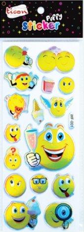 Ticon 138060 Sticker Puffy Tps 22