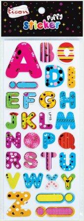 Ticon 138061 Sticker Puffy Tps 23