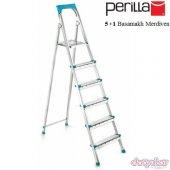 Merdiven Doğrular Perilla 5+1 Basamaklı Merdiven