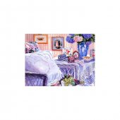 Tme To Relax Kanvas Tablo 50x70 Cm