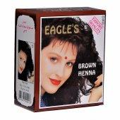 Hint Kınası Kahve Brown Henna 1 Pkt 6x10 Gr