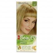 Mm Beauty Colour Sense Bitkisel Saç Boyası (M01 Pl...