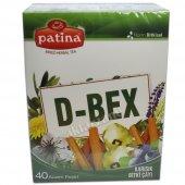 Patina D Bex Karışık Bitki Çayı 40 Lı