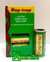 Kap Trap Zehirsiz Yapışkan Sinek Kapanı 4 Adet