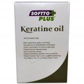Softto Plus Argan Yağlı Keratin Saç Bakım Yağı 50m...