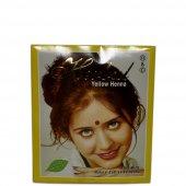 Hint Kınası Sarı Yellow Henna 1 Kutu 6ad X 10 Gr...