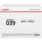Canon Crg 039 Orjinal Toner