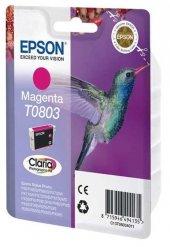 Epson T0803 C13t08034020 Kırmızı Orjinal Kartuş