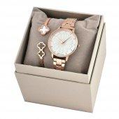 Ferrucci Fc12711m.02 Kadın Kol Saati Bileklik Takı Seti
