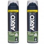 Arko Tıraş Köpüğü Hydrate 200 Ml*2 Adet