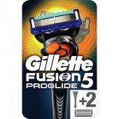 Gillette Fusion Proglide Flexball Tıraş Makinesi 2 Yedekli
