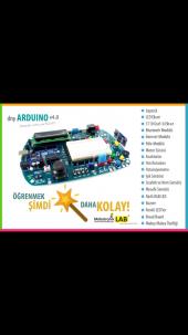 Dnyarduino V4.0 Kodlama Ve Elektronik Eğitim Seti