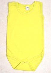 Cantaz Bebek Yeşil Çıtçıtlı Body