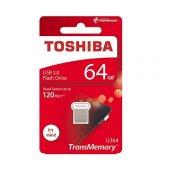 64gb Toshıba Usb 3.0 Towadako Thn U364w0640e4 120mb S Taşınabilir
