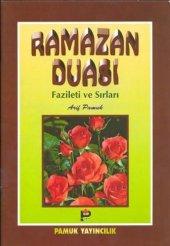 Ramazan Duası Fazilet Ve Sırları Pamuk Yayınları
