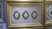 üçlü Selçuklu Swarovski Taşlı Lüks Tablo Çerçeve