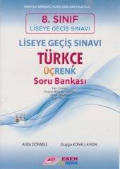 Esen Üçrenk 8.sınıf Lgs Türkçe Soru Bankası