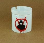 Seramik V For Vendetta Baskılı Küllük