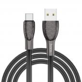 Hoco U52 Elegant Dizayn Type C 2.4a Hızlı Şarj Ve Data Kablosu