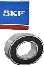 Skf 6008 2rs1 C3 Rulman 40x68x15 (Plastik Kapaklı)