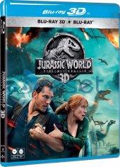 Jurassic World Fallen Kingdom Yıkılmış Krallık 3d+2d Blu Ray