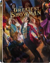 Greatest Showman On Earth Muhteşem Showman Steelbook Blu Ray