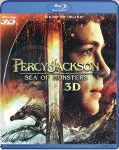 Percy Jackson Sea Of Monsters Canavarlar Denizi 3d Blu Ray