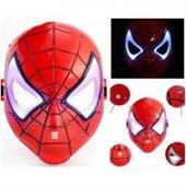 ışıklı Spiderman Maskesi