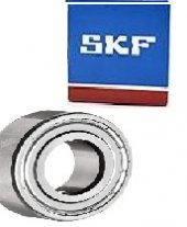 Skf 6301 2z C3 Rulman 12x37x12 (Metal Kapaklı)