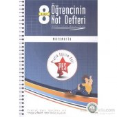 Anafen 8. Sınıf Matematik Pes Öğrencinin Not Defteri