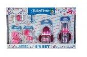 Babytime 5 Li Biberon Ve Emzik Set Pembe