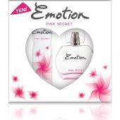 Emotion Kofre Pınk Secret*6