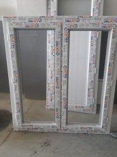 120x140 Orpen Çift Cam,çift Kanat Pencere
