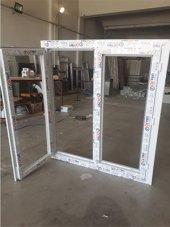 130x150 Orpen Çift Cam,çift Kanat Pencere